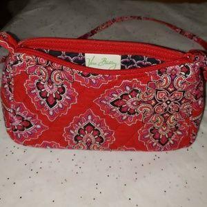 Small Vera Bradley red bag
